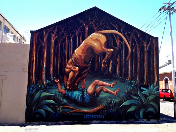 amazing examples of street art 07 in Top 10 Most Amazing Examples of Street Art