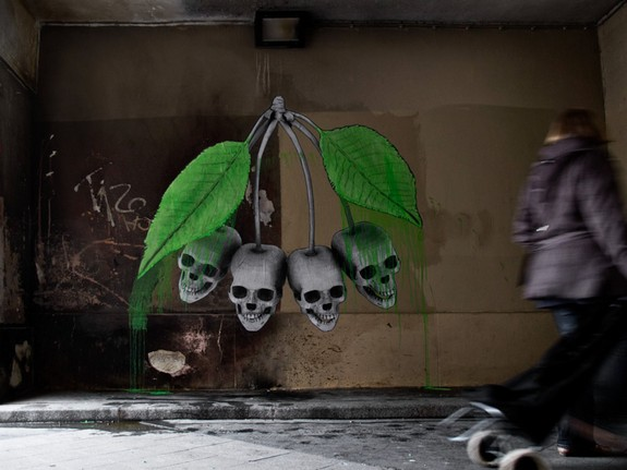 amazing examples of street art 08 in Top 10 Most Amazing Examples of Street Art