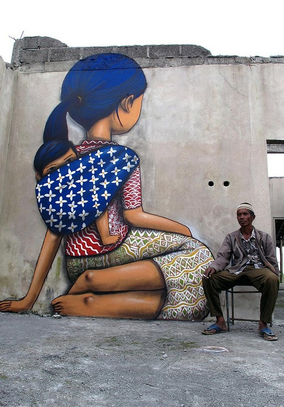amazing examples of street art 09 in Top 10 Most Amazing Examples of Street Art