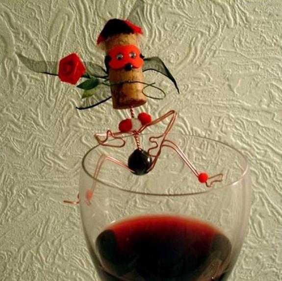 cork heads 20 in Cork Head Art