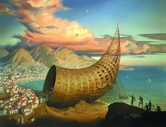 crazy awesome paintings 02 in Awesome Surrealistic Paintings
