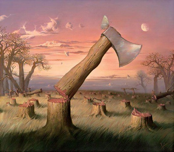 crazy awesome paintings 04 in Awesome Surrealistic Paintings