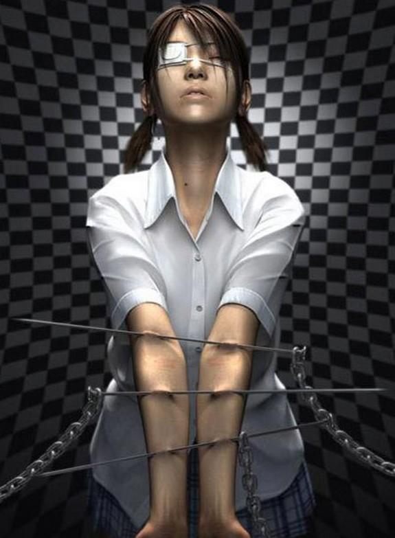 extreme japanese art 02 in Extreme Japanese Art; Evoking Human Emotions