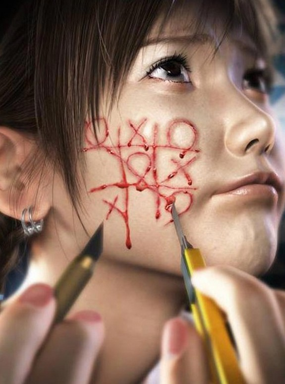extreme japanese art 16 in Extreme Japanese Art; Evoking Human Emotions
