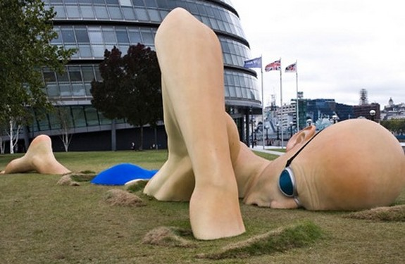giant sculptures 01 in Giant Sculptures by Claes Oldenburg