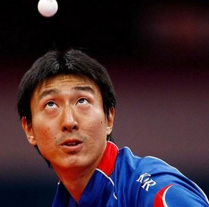 Funny Table Tennis Players Reactions