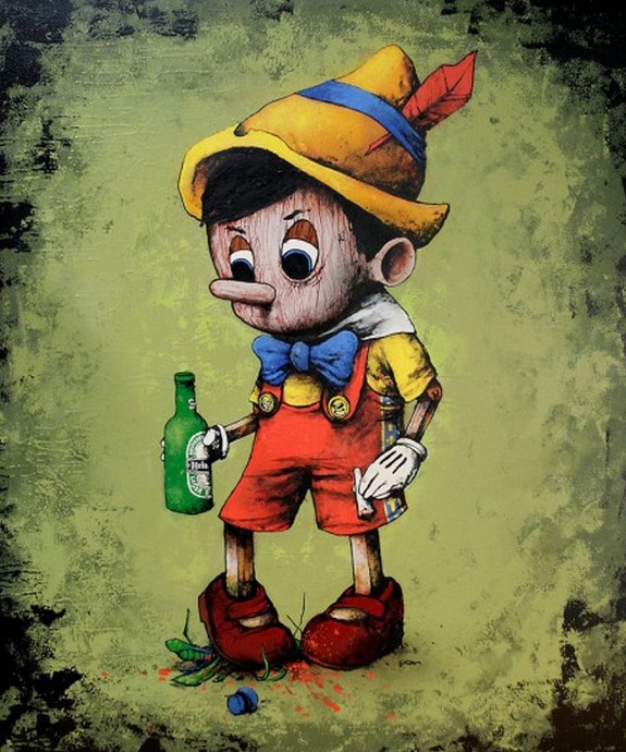 the french banksy 09 in The French Banksy: Incredible Works of Artist Dran