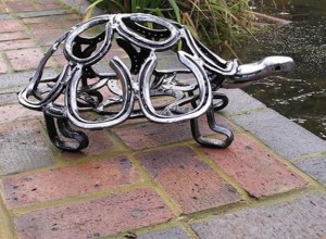 10 Amazing Horseshoe Sculptures