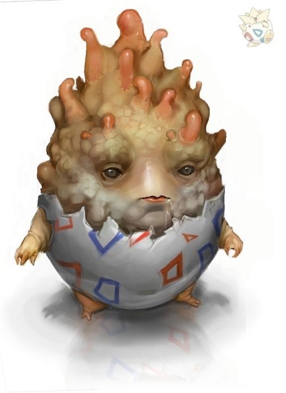 pokemon redesigns will haun ytour nightmares 03 in Pokemon Redesigns Will Haunt Your Nightmares