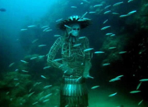 underwater sculpture park 10 in Underwater Sculpture Park