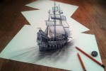 amazing-3d-sketches-that-look-as-if-objects-are-flying-08