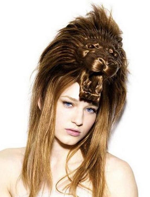 hair sculptures 03 in Top 10 Amazing Hair Sculptures