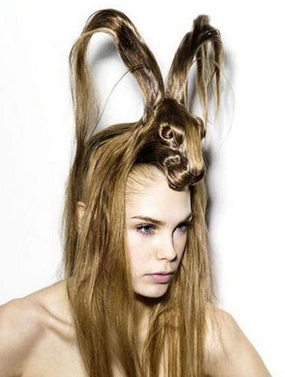 hair sculptures 08 in Top 10 Amazing Hair Sculptures