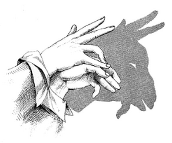 hand shadow illusions 05 in Find Out How to Make 10 Coolest Hand Shadow Illusions