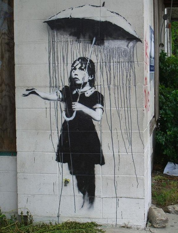 top 10 beautiful street art 01 in Top 10 Beautiful Street Art by Banksy