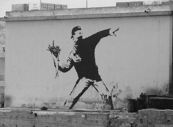 top 10 beautiful street art 05 in Top 10 Beautiful Street Art by Banksy
