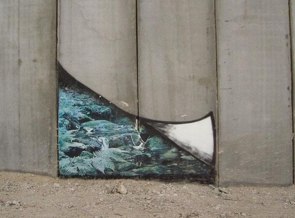 top 10 beautiful street art 06 in Top 10 Beautiful Street Art by Banksy