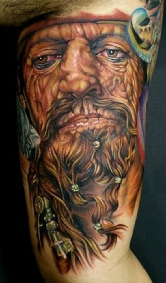 unusual tattos 06 in Top 10 Most Unusual Tattoos Ever