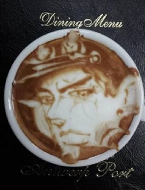 coolest pieces of latte art 03 in Latte Art for Good Start of Your Day