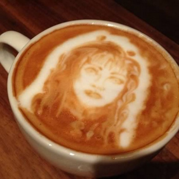 coolest pieces of latte art 10 in Latte Art for Good Start of Your Day