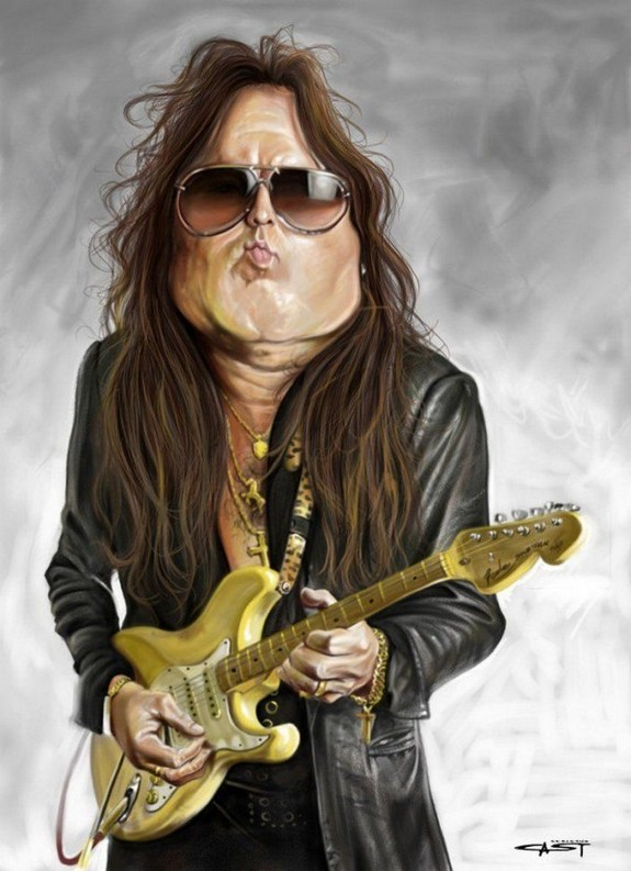 the 10 brilliant celebrity caricatures 10 in The 10 Most Amazing Celebrity Caricatures
