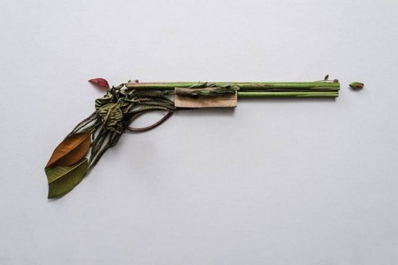 shootout by harmless plants 01 in Safe, Eco Friendly and Decorative Weapons
